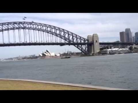 Sydney Harbour at McMahons Point