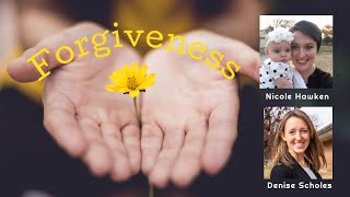 Finding a pathway to Forgiveness