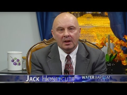 May 27th and 28th Baptism Debate Promo - Jack Honeycutt