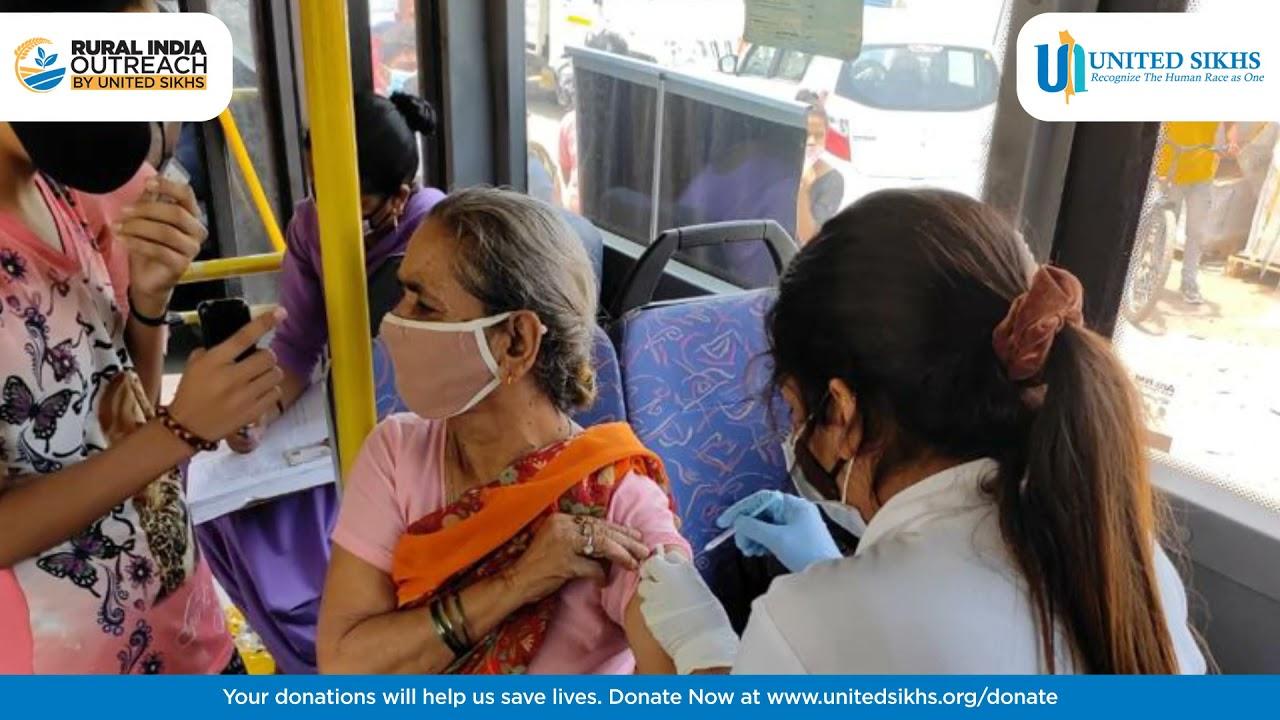 Mobile Vaccination Hub