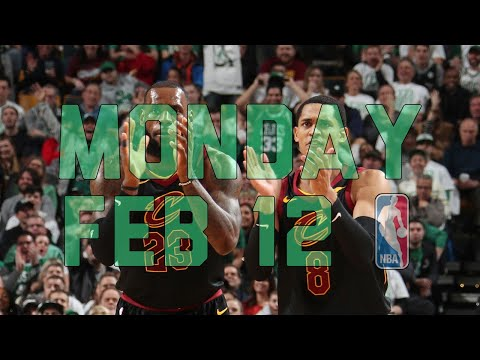 NBA Daily Show: Feb. 12 - The Starters