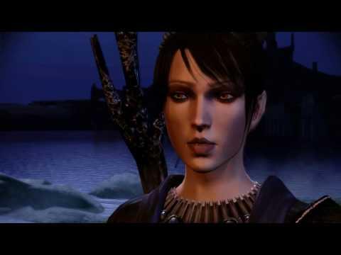 Dragon Age: Morrigan talks about shapeshifting with Dalish PC