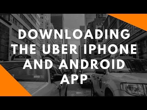 Where Can I Download The Uber Driver iPhone And Android App?