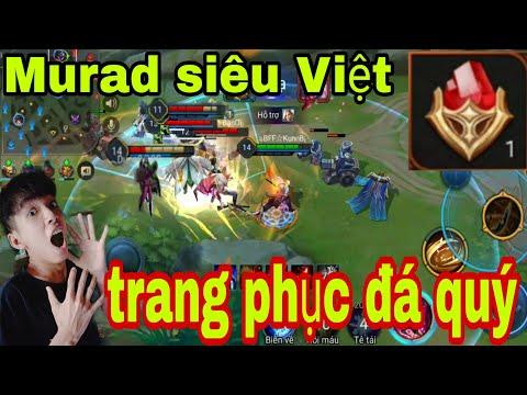 [HùngBK] Trang Phục MURAD Siêu Việt Được Đưa Vào Đá Quý Liệu Có Nên Đổi Không...