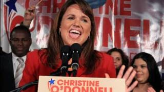 Christine O'Donnell Witchcraft
