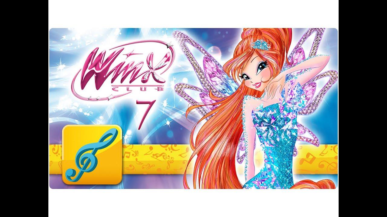 Kleurplaten Winx Trix.Winx Club Season 7 Tynix Youtube