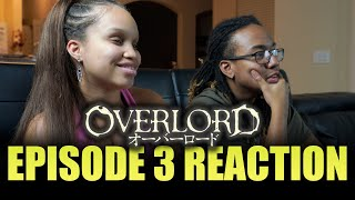 Ains Ooal Gown! | Overlord Episode 3 Reaction
