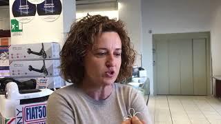 Sciopero lavoratori Trony: parla il sindaco di Vado Ligure, Monica Giuliano