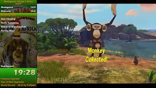 Madagascar: Escape 2 Africa (PC) - Any% in 49:13