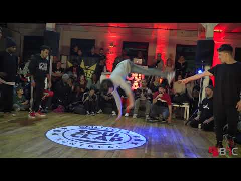 F.A.M. Vs Little Trouble In Montreal | Semis | Can I Get A Soul Clap ? 2017 | BNC