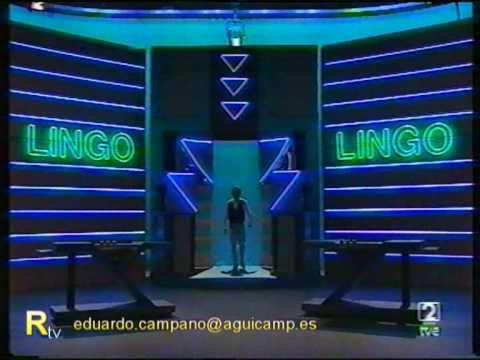 Recuerda TV  Lingo 1996  La 2 TVE