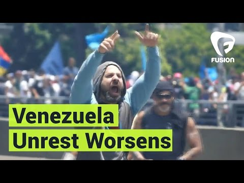 Unrest in Venezuela Worsens, 'We Have a Humanitarian Crisis Here'