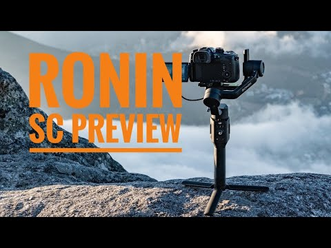 DJI Releases the Ronin SC, The Zhiyun Weebill Lab Competition.