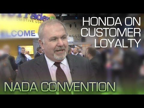 "Honda Won't Get ""Stupid"" for Short-Term Gain - NADA Convention 2015"