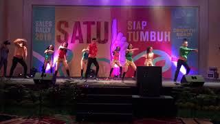 Ai Ai DANCER MEDAN (MODERN DANCE) at Tiara Convention Hall Medan