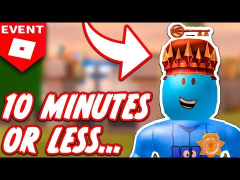 *NEW* GET COPPER KEY IN 10 MINUTES OR LESS... (Roblox Ready Player One Event)