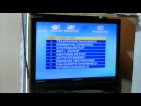 How To Connect & Install A Sky Magic Eye TV Link