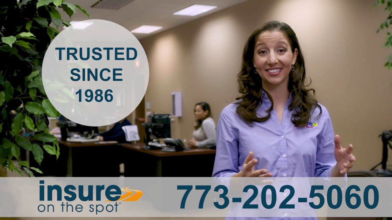 Insure On The Spot Phone Number >> Insure On The Spot Chicago Car Insurance 773 202 5060