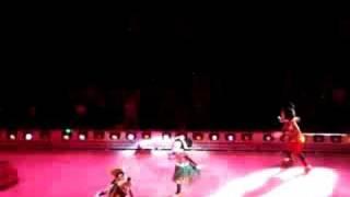2008年7月6日に豪・メルボルンで行われたディズニー・オン・アイスの一...