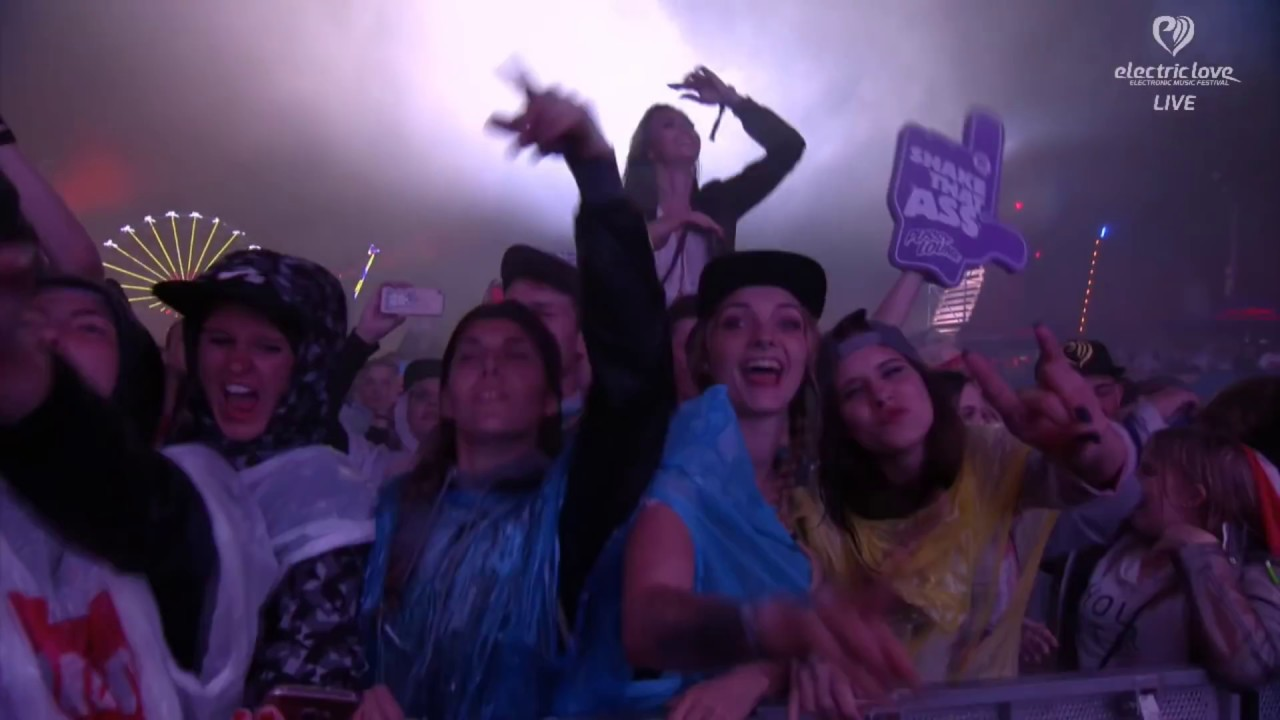 Electric Love Festival 2018 - The Opening Ceremony - YouTube