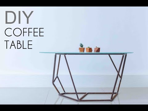 DIY Hipster Coffee Table