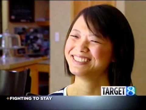 WOOD TV 8: Cayla Roberts and Immigration Reform