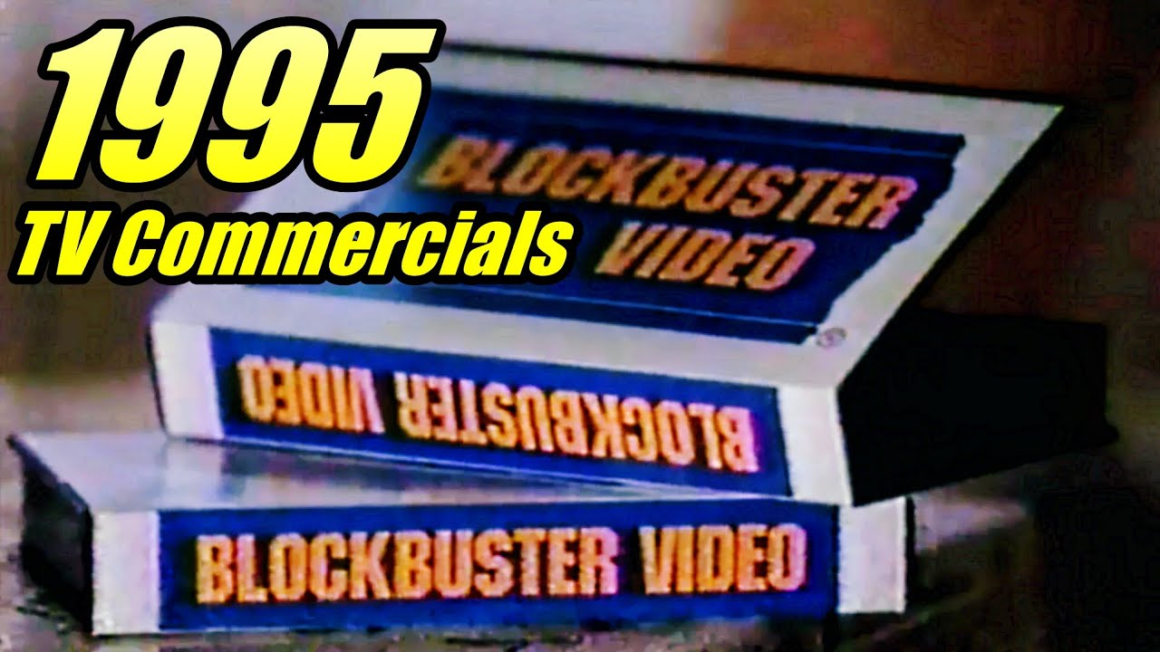 Download 1995 TV Commercials - 90s Commercial Compilation #15