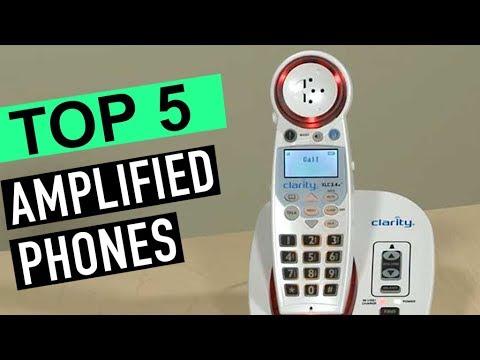 BEST 5: Amplified Phones 2019 Mp3