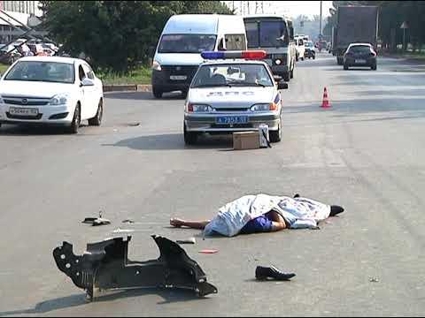 На улице Ферина в микрорайоне Инорс сегодня прервалась жизнь пожилого человека