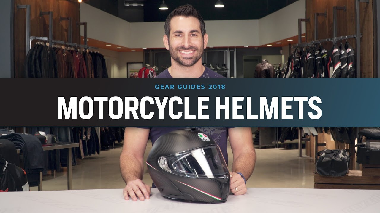 0c7942814d Best Motorcycle Helmets of 2018 at RevZilla.com - YouTube