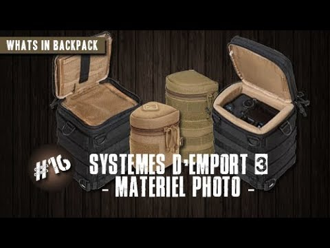 EMPORT PHOTO HAZARD 4 - WHAT'S IN BACKPACK #16