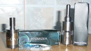 Атомайзеры Gaia и Kayfun Lite\Atomizer Gaia and Kayfun Lite(Gaia https://www.fasttech.com/p/1669100 Kayfun Lite https://www.fasttech.com/p/1605200., 2014-05-22T09:54:30.000Z)