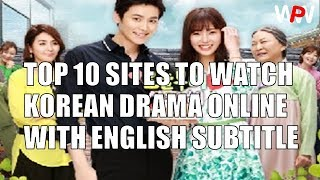 Video TOP 10 SITES TO WATCH KOREAN DRAMA ONLINE WITH ENGLISH SUBTITLE download MP3, 3GP, MP4, WEBM, AVI, FLV Juni 2018