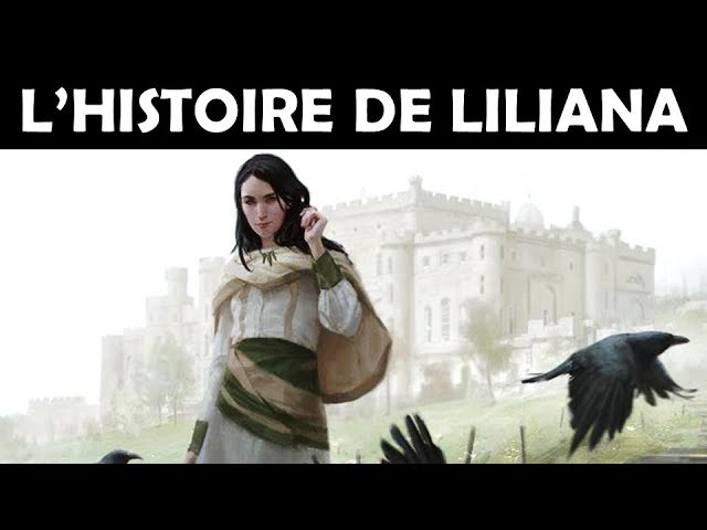 liliana magic the gathering
