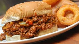 In The Kitchen With Ken: Sloppy Joes And Battered Onion Rings