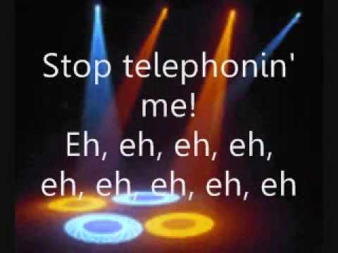 Telephone Lyrics - Lady Gaga Ft. Beyonce