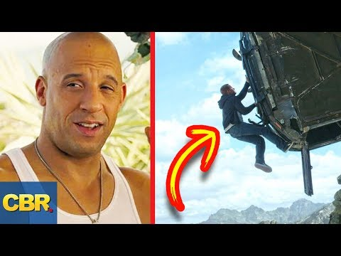 10 Fast and The Furious Moments That Could Actually Happen Without Movie Tricks