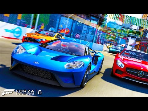 Forza 6 Motorsport - New Class & New Car - Forza 6 Motorsport Campaign Ep3
