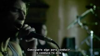 Audioslave - Getaway Car (subtitulado español)