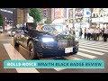 2018 Rolls-Royce Wraith Black Badge Review | Drive.com.au