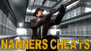 NANNERS CHEATS (Goldeneye Source w/ Goldy & Friends)