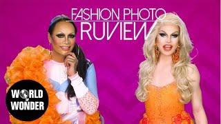 FASHION PHOTO RUVIEW: Drag Race Season 11 Episode 4 with Raja and Aquaria!