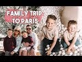 SURPRISING THE KIDS WITH A TRIP TO DISNEYLAND PARIS | FAMILY TRAVEL