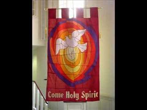 Creative Sanctuary Visuals For Pentecost Youtube
