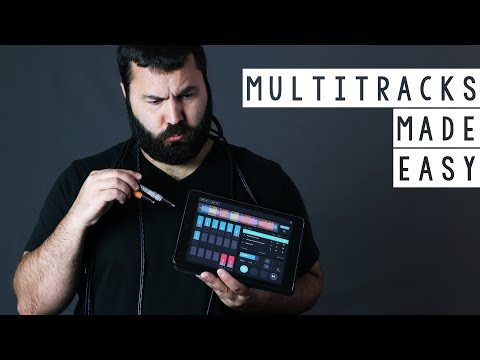 The Simplest and Cheapest Way to Run Multitracks