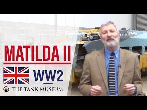 Tank Chats #19 Matilda II | The Tank Museum