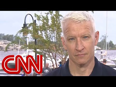 Anderson Cooper: Trump is making up facts
