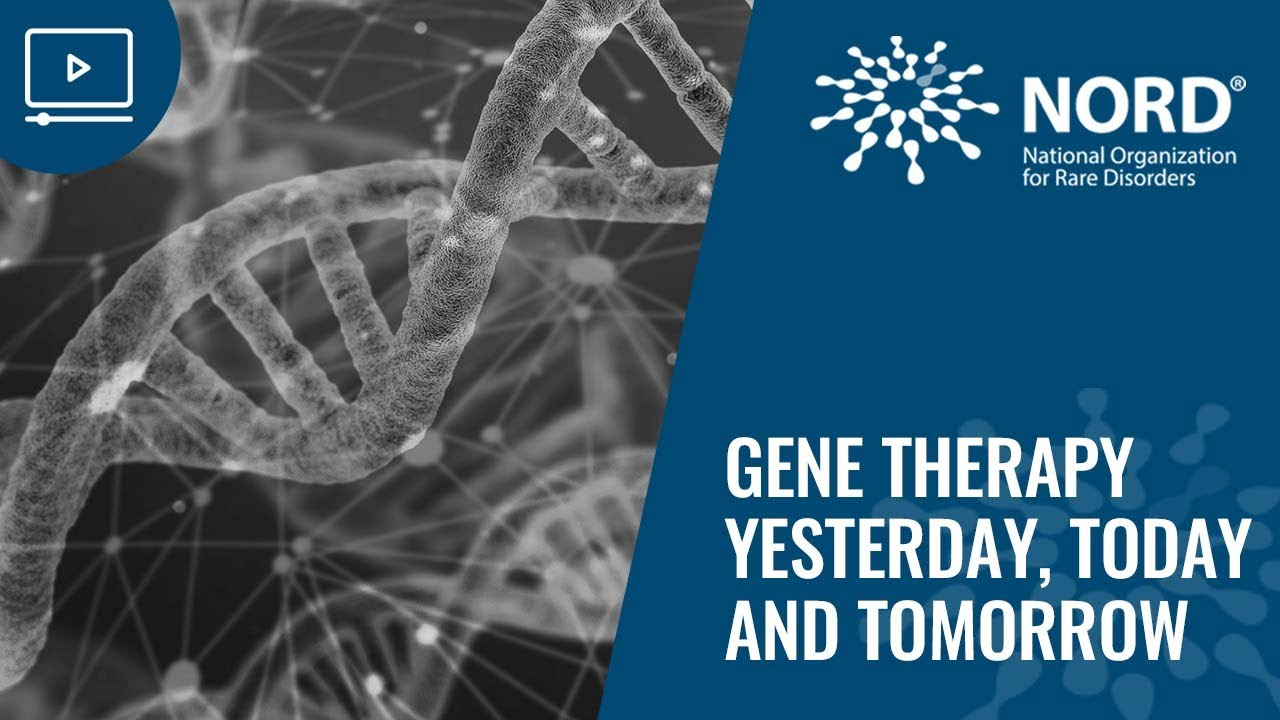 Gene Therapy  Yesterday, Today and Tomorrow
