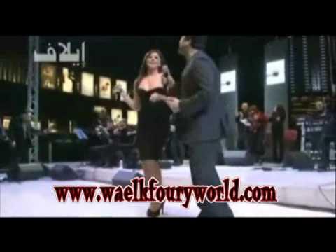 Wael And Elissa Dubai Shopping Festival 2011