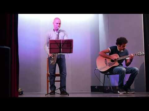 Laurino (sax ), Borzì (chitarra)  - Les feuilles mortes